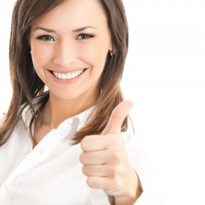 pretty-woman-with-thumbs-up-smile-300x300